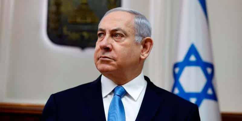"""Israeli PM in Lisbon for """"hastily arranged talks"""""""