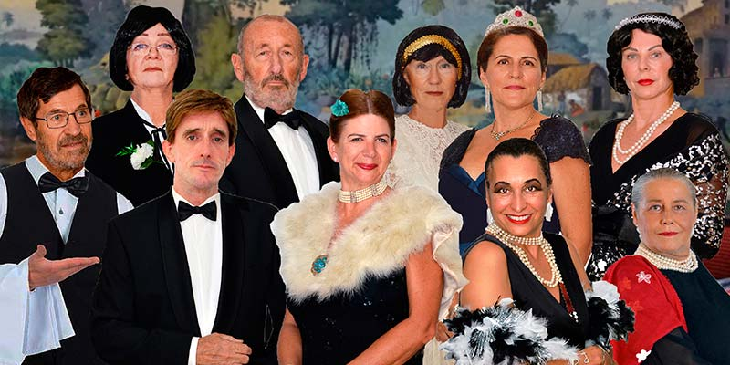 The Windsors in Portugal 1940 - a black comedy