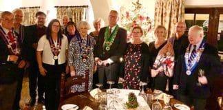 Chaîne des Rôtisseurs enjoy Nordic Christmas feast