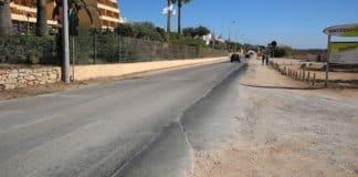 Meia Praia road to undergo major €2.5 million revamp