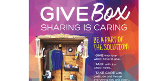 'Give box' promotes trade of second-hand items at Tavira market