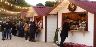 Vila Vita Biergarten hosts Christmas Food Market this weekend