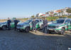 Lagoa-Carvoeiro GNR receive three all-terrain vehicles from council