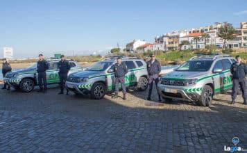 Lagoa-Carvoeiro GNR receive three all-terrain vehicles from council