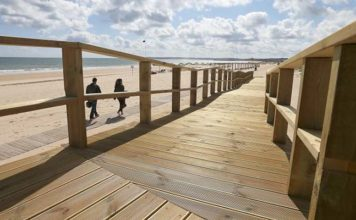 Alvor Boardwalk, Alvor