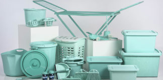 Pioneering company launches ocean plastic household range