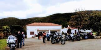 Algarve Senior Bikers enjoy first ride of the year