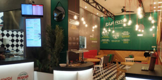 Europe's first 'Baja Fresh' Mexican restaurant opens at Mar Shopping Algarve