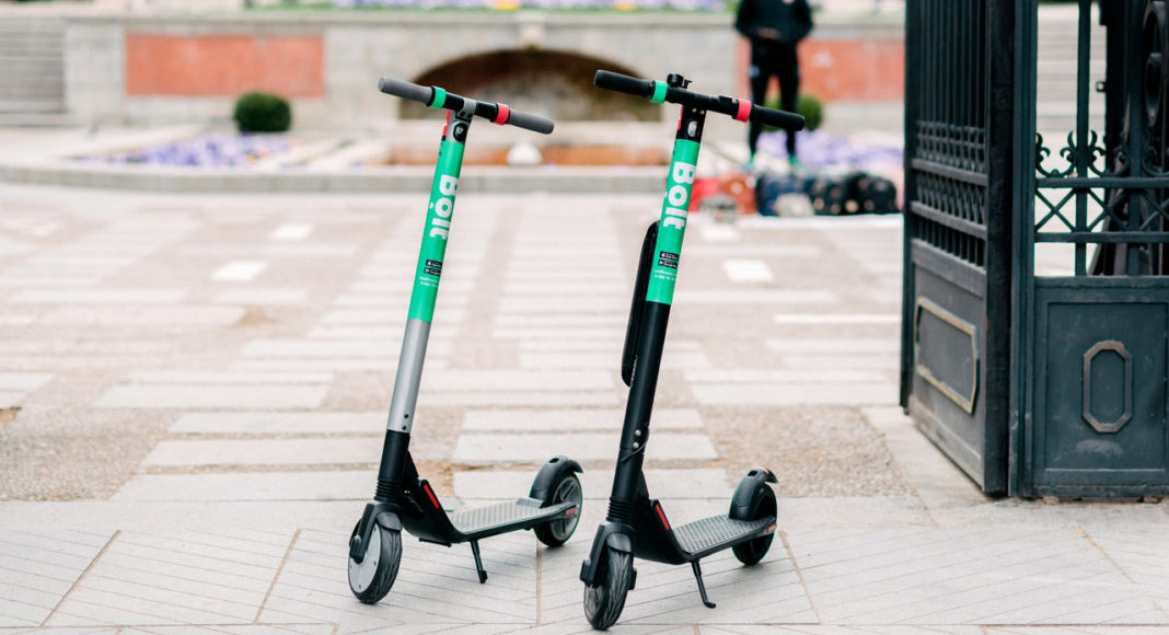 Bolt launches electric scooter-sharing system in Faro