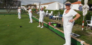 Algarve Bowls - winter competitions