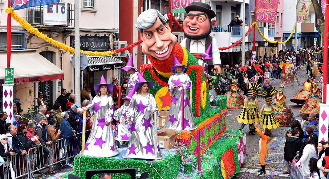 Carnaval to bring satire, parades and good times to Algarve - Portugal  Resident