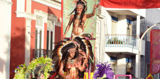 Carnival weekend: Sunny, warm and windless
