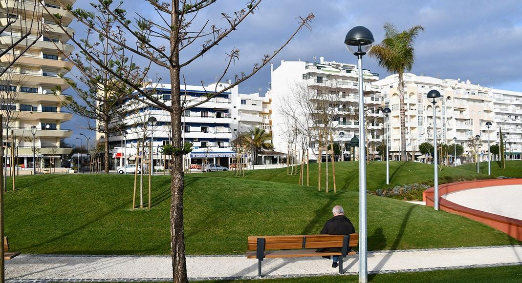 Monte Gordo unveils revamped gardens