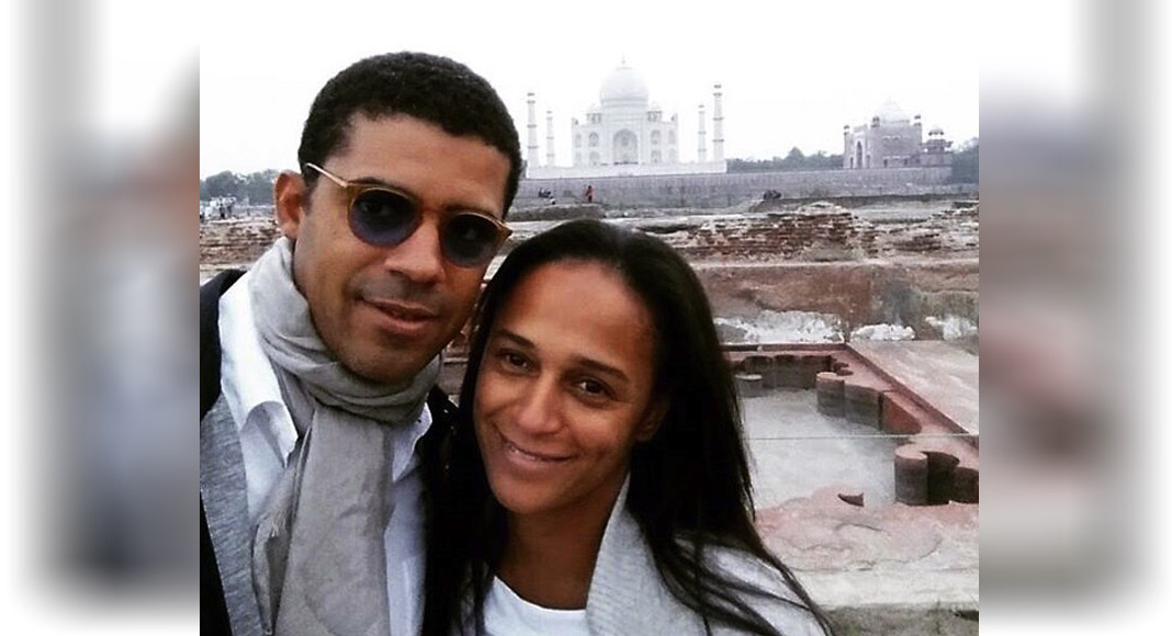 """Portugal """"investigates houses purchase by Isabel dos Santos"""" as Africa's 'richest woman' posts happy snaps from the Taj Mahal"""
