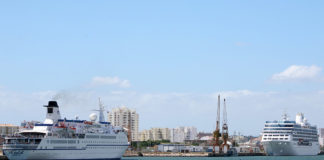 €1.9 million works to allow double docking at Portimão port