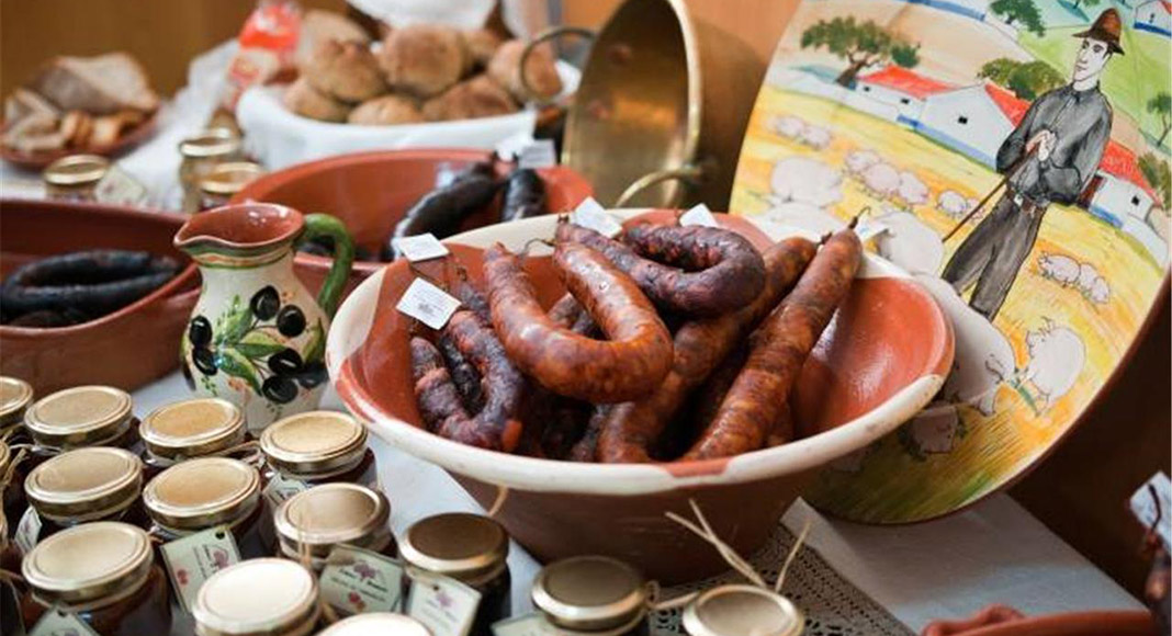 Traditional sausages to take centre stage in Monchique