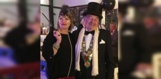 Carnival dinner celebrates The Roaring Twenties