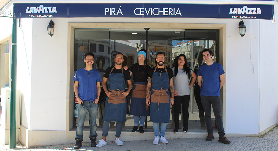 Loulé welcomes Algarve's first restaurant specialising in Peruvian ceviche