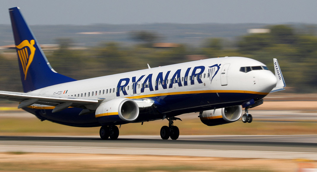 Ryanair profits take off but cancellation blunder will cost €25m