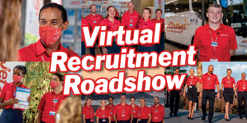 Jet2holidays Virtual Recruitment Roadshow