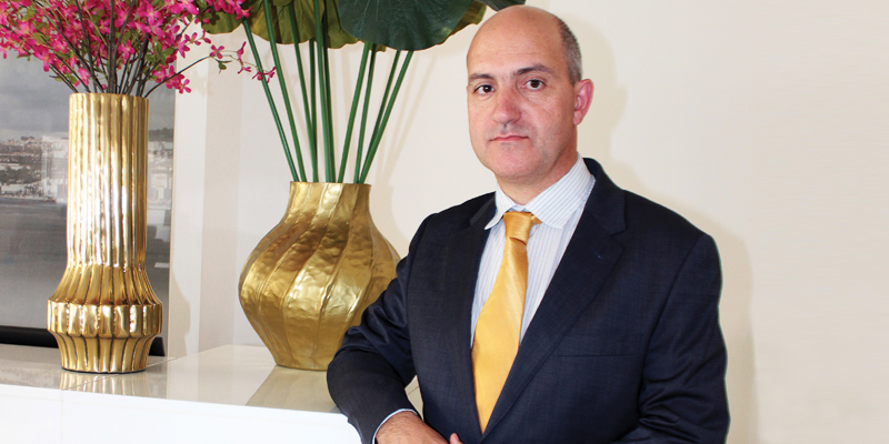 Photo of Pedro Simões, the Founding Partner at ACQO