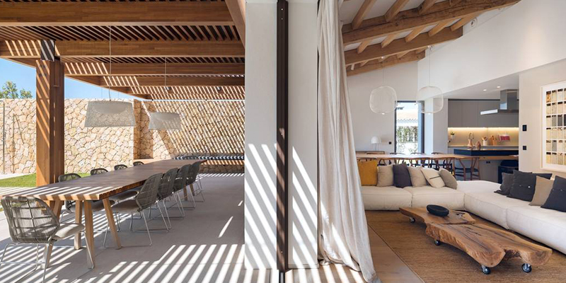One of Bluespot's villas in the Algarve