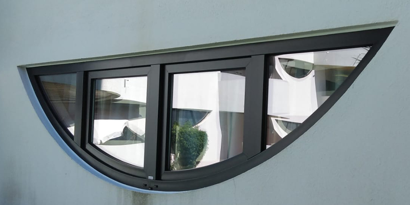Energy efficient window fitted by Casa das Janelas
