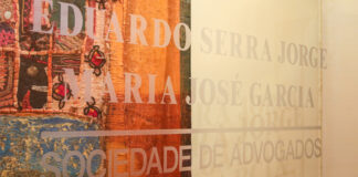 Entrance of the Eduardo Serra Jorge & Maria José Garcia law firm