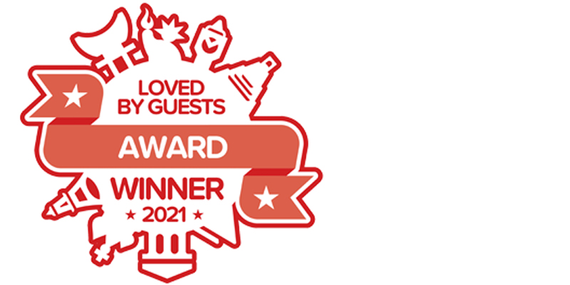The Loved by Guests 2021 award won by the Lisbon Heritage Hotels