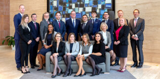 Blevins Franks' team in Portugal who work as Portugal-based financial adviser