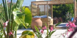Garden designed by Algarterra Garden and Landscape Architecture