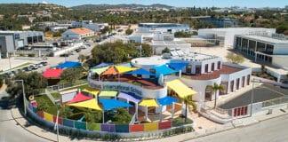View of Eupheus International School